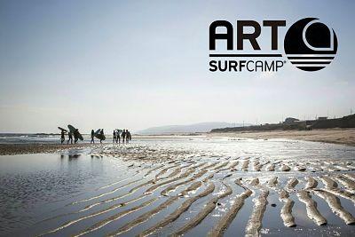 Campistas cursos surf invierno - Artsurfcamp