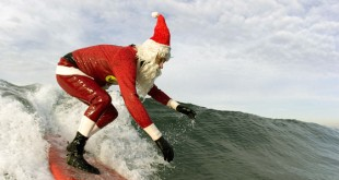 Papa Noel surf - Artsurfcamp