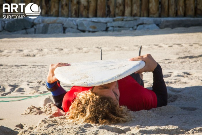 Viajar con la tabla de surf - Artsurfcamp