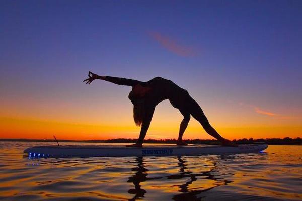 SUP Yoga, ¿Lo Conoces?