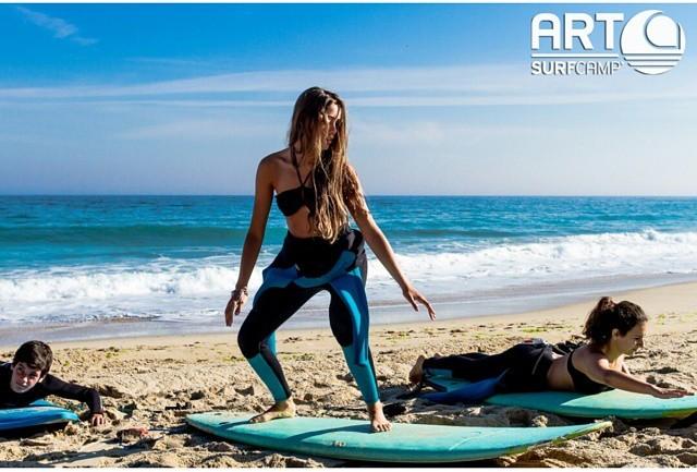 7 Razones Para Enamorarse De Una Surfer