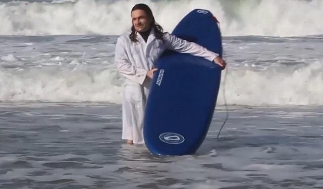 Surfing por prescripción médica