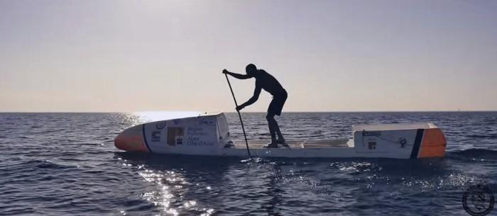 Paddle Nicolas Jarossay