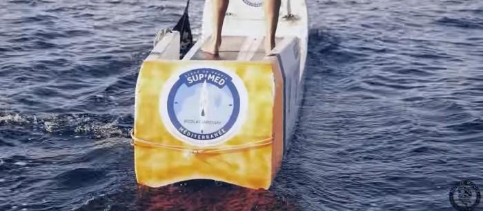 Paddle surf Nicolas Jarossay