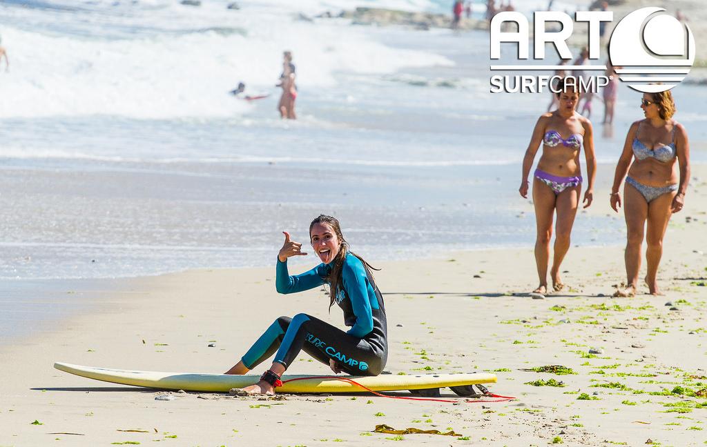 Nunca Salgas Con Una Surfer