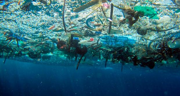 Plástico océanos - Artsurfcamp