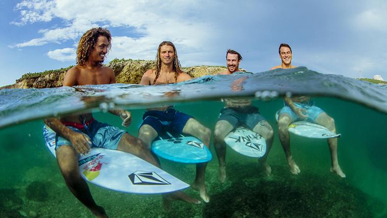 Trajes De Baño Reciclados Para Surfear