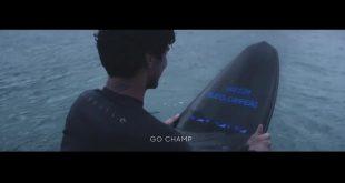 Samsum Galaxy Surfboard