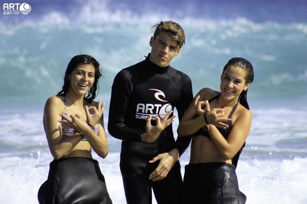 Los Mejores Momentos De Surf Camp 6