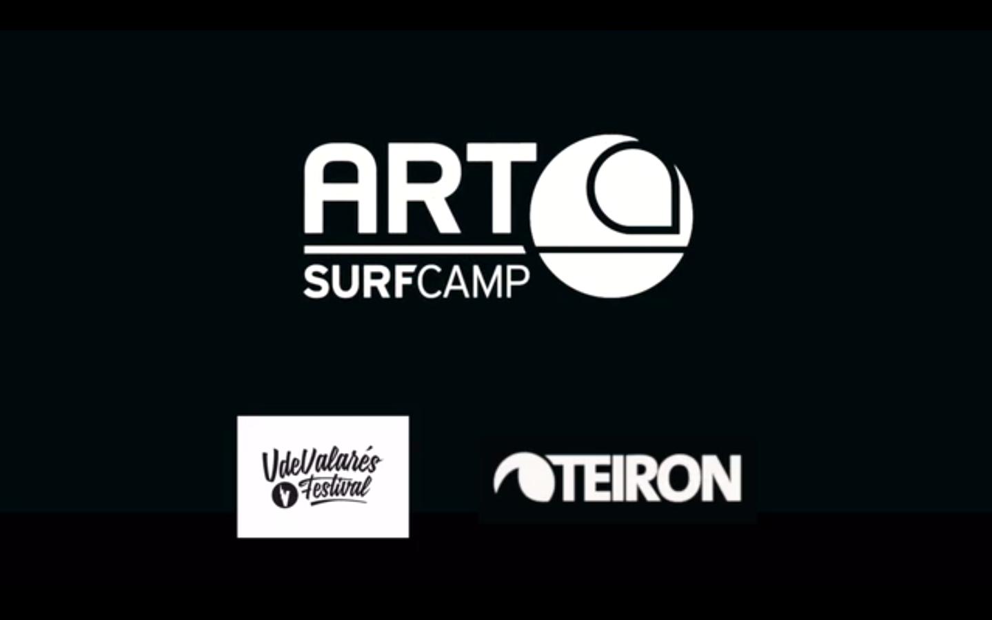 Artsurfcamp, ArtBar y Teironsurf Patrocinan El Festival V De Valarés Por Cuarto Año