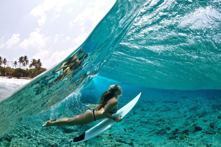 La Huella De Carbono De Los Surfers