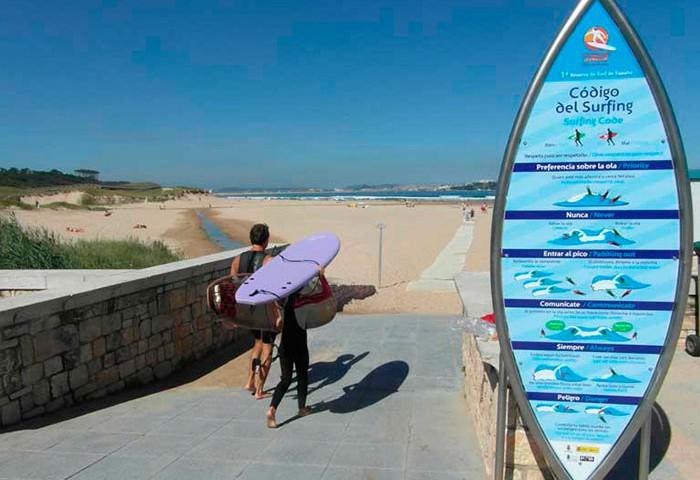 El Código Surf
