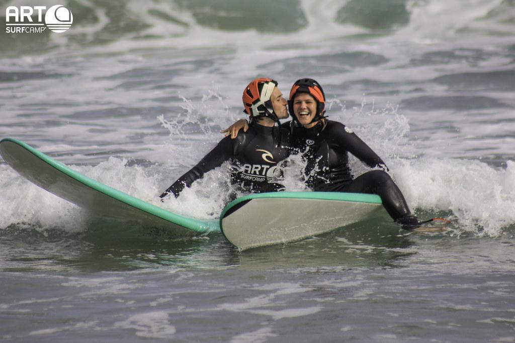 Los Mejores Momentos Del Surf Camp 12