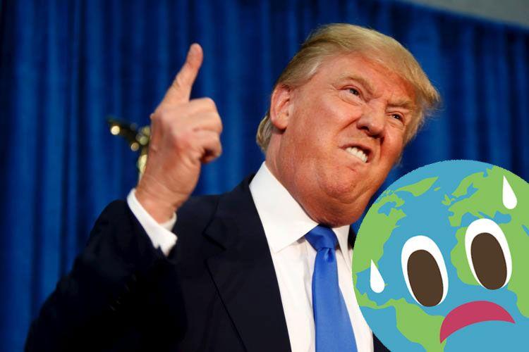 Los Primeros Días De Trump Muestran Lo Poco Que Le Preocupa El Medioambiente