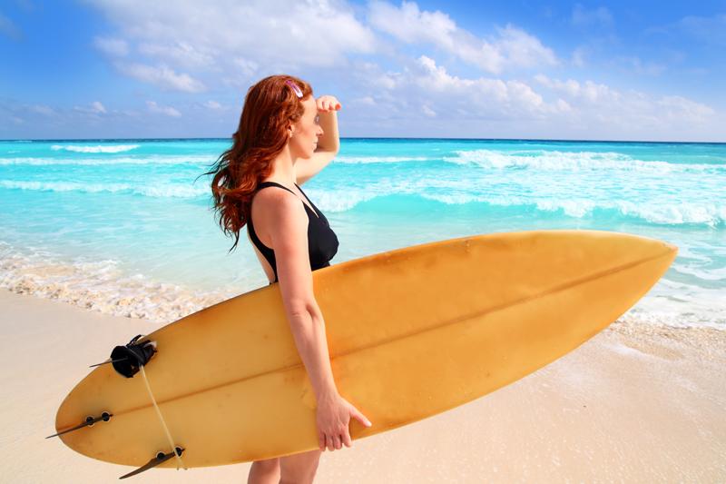 5 Razones Científicas Por Las Que Ser Surfista y Pelirrojo No Mola