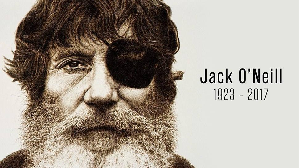 Muere Jack O'Neill, Inventor Del Neopreno y Fundador De La Marca O'Neill