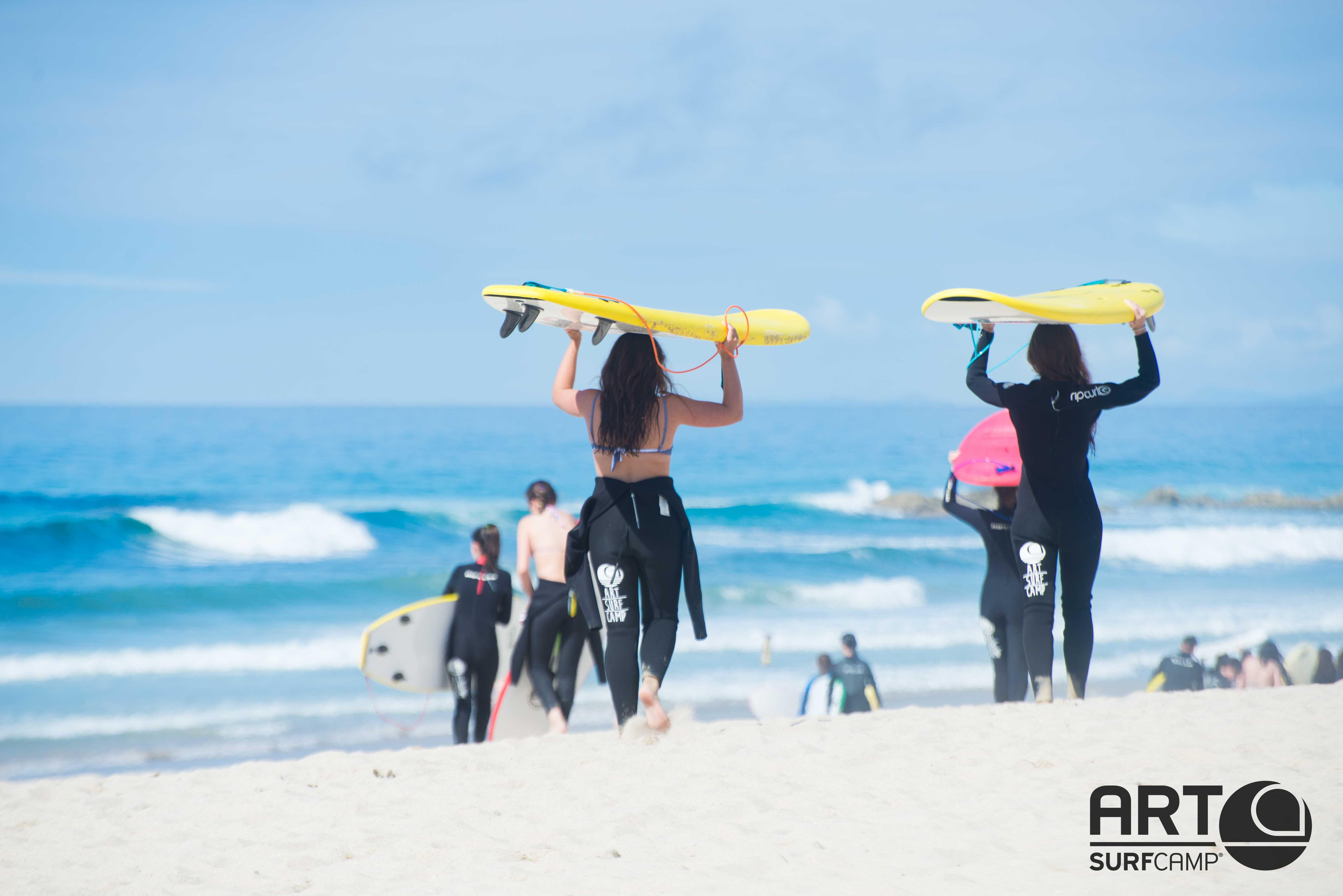 Por qué necesitas unas Vacaciones De Surf En Galicia