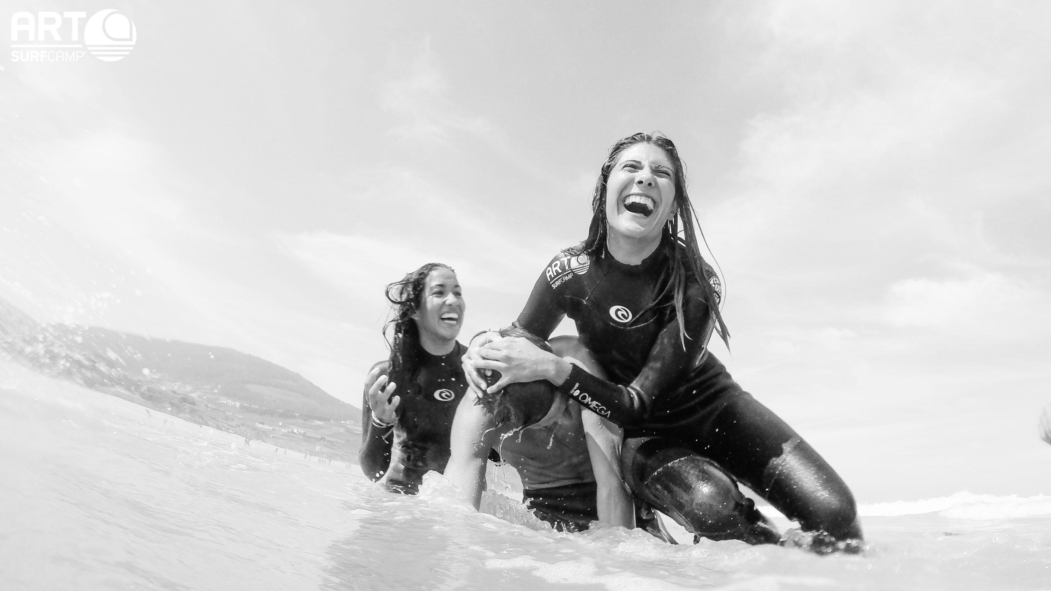 Por Qué Septiembre Es El Mejor Mes Para Un Surf Camp