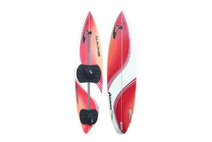 tow-in surfboard