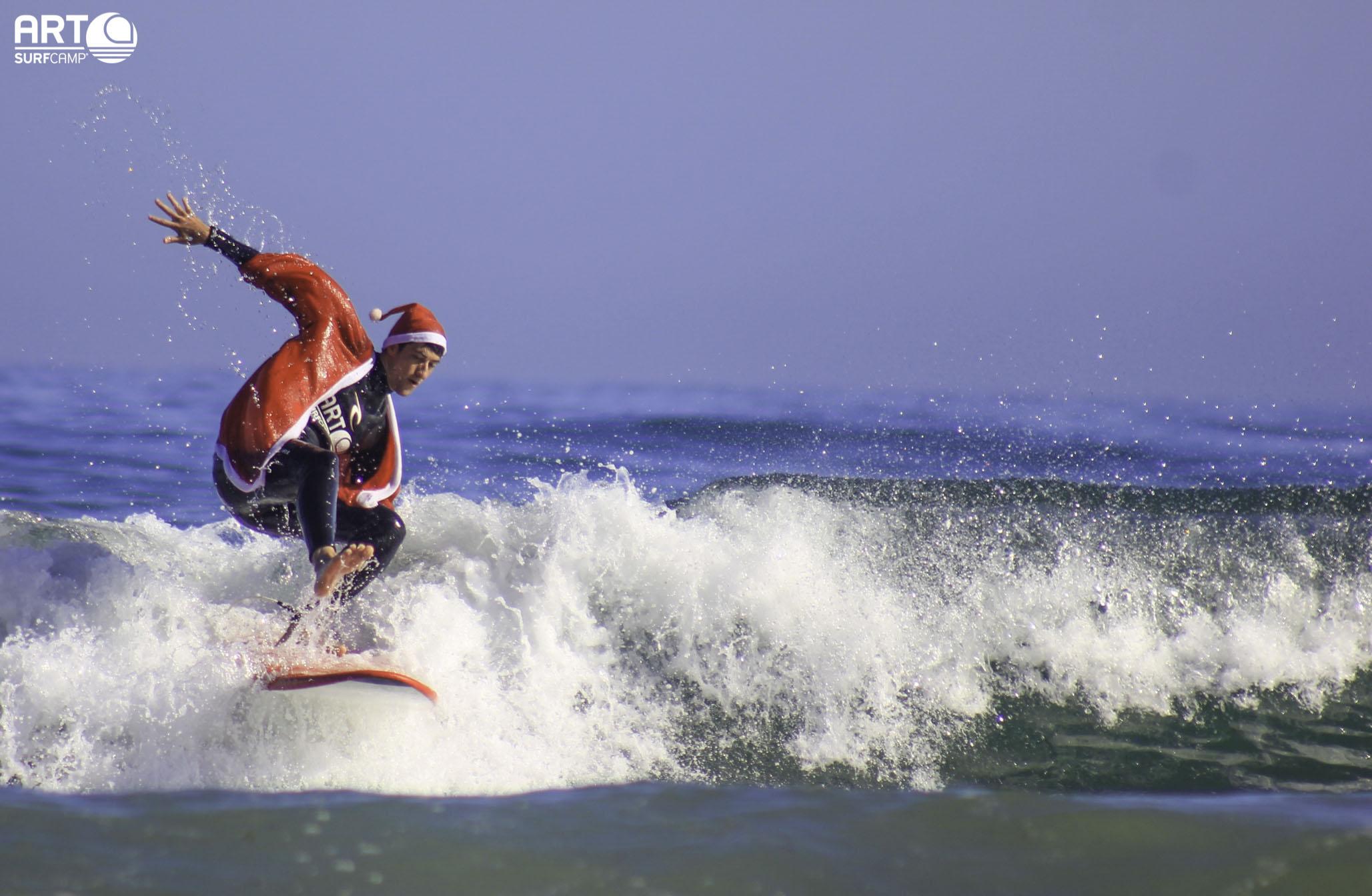 Queridos Papá Noel y Reyes Magos… Este Año Surf!