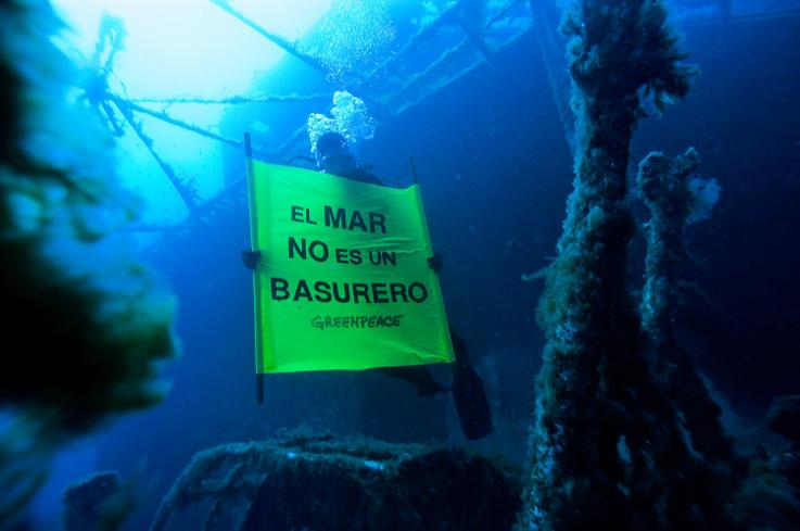 Artsurfcamp Se Une a Greenpeace En Su Lucha Contra El Plástico
