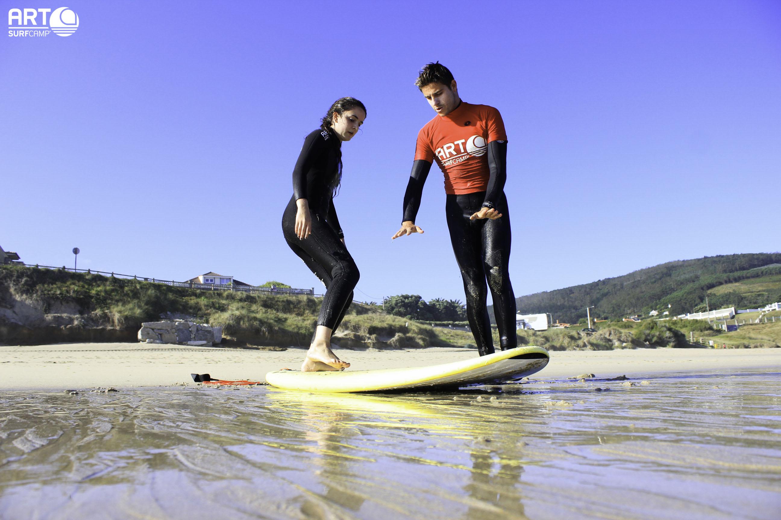¿Te Gustaría Ser Monitor De Surf En Artsurfcamp?