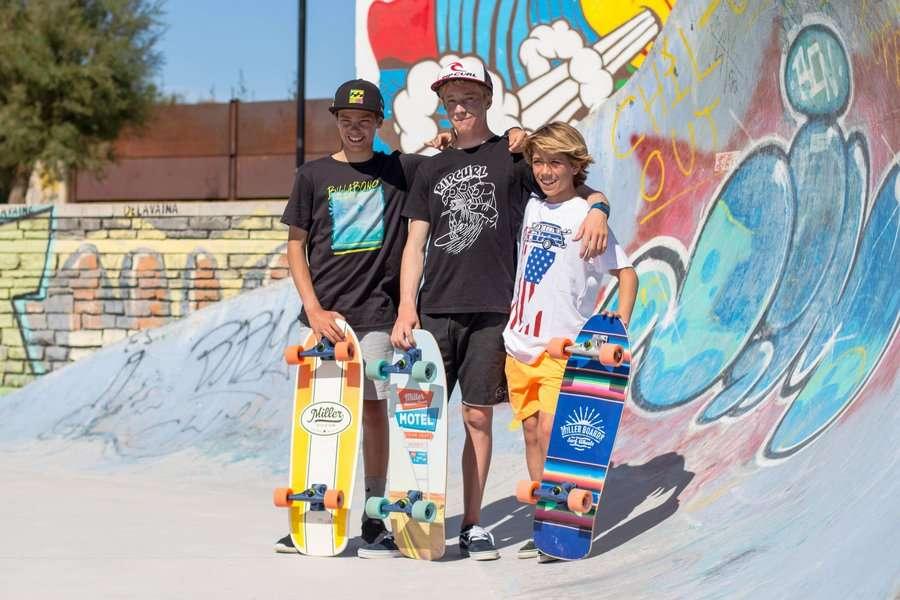 Mejora Tu Surf Con Un Surfskate