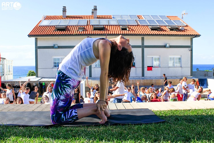 Por Qué El Yoga Mejora Tu Surf