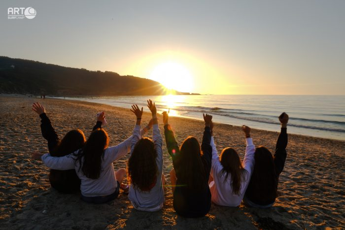 campamento verano galicia