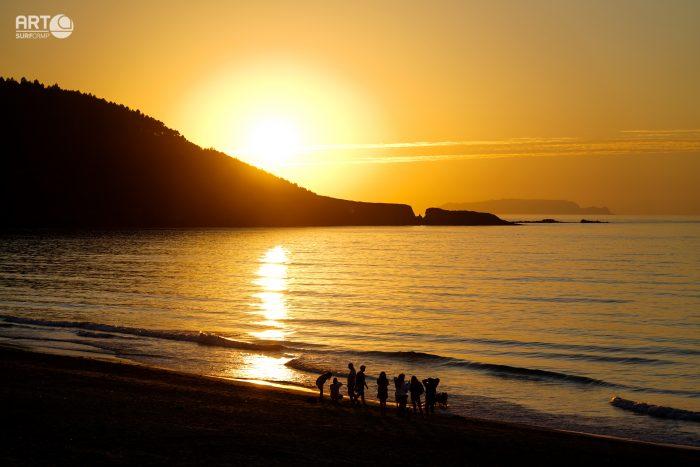 Campamento de verano Galicia
