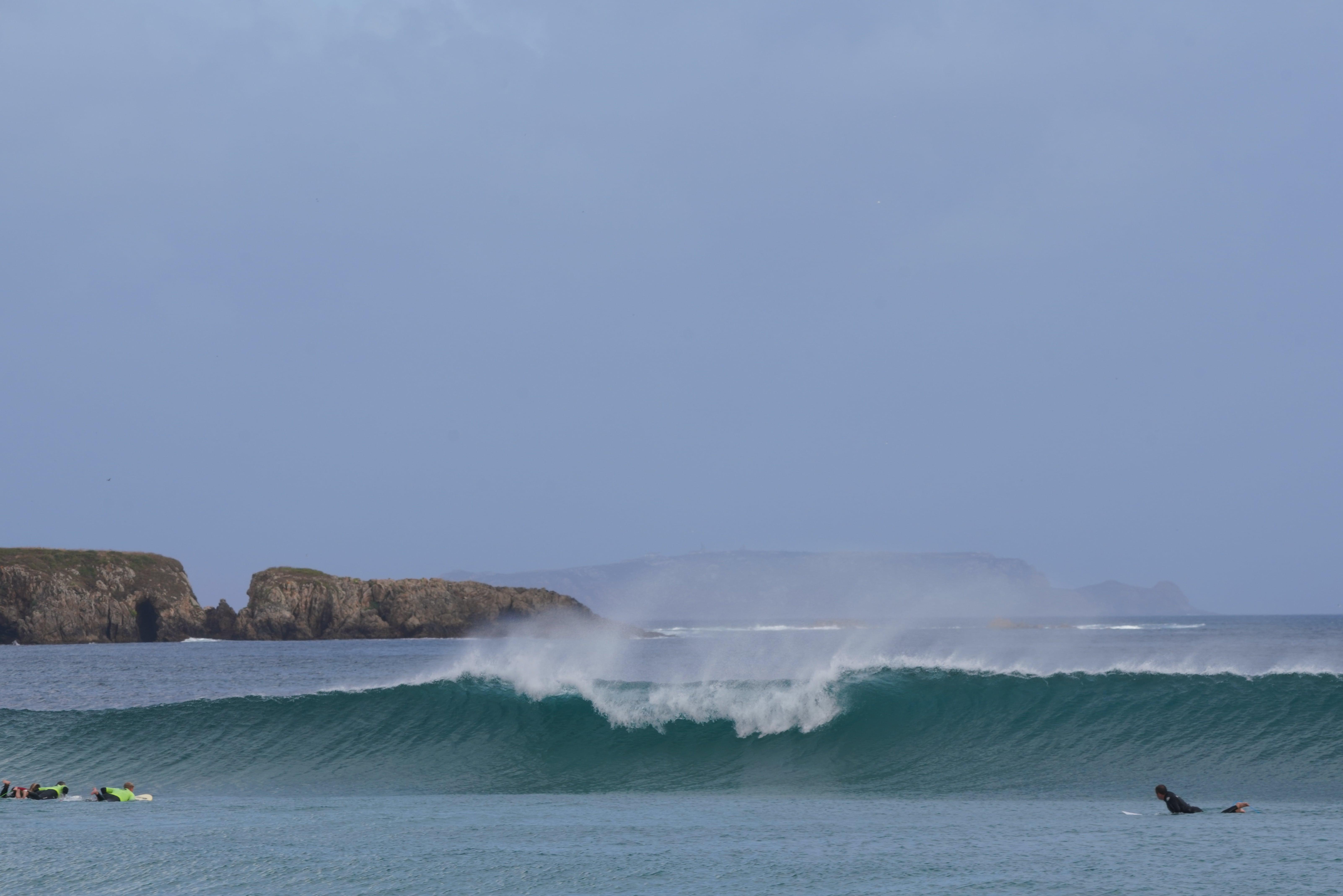 7 Destinos De Surf En El Norte De España