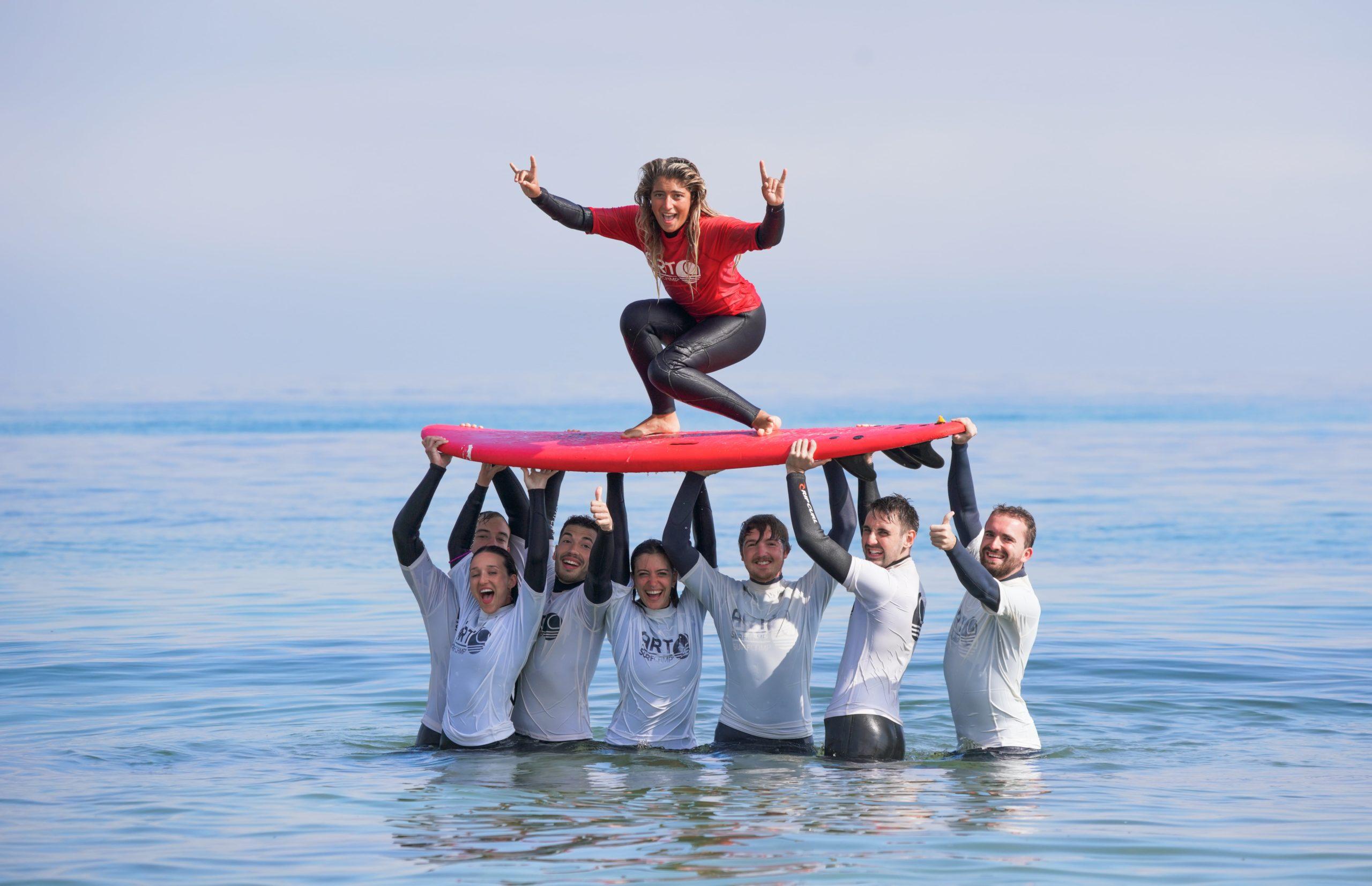 Cómo Diferenciar a Un Buen Instructor De Surf