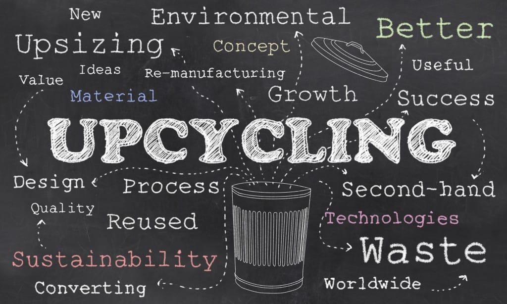 ¿Conoces El Upcycling?
