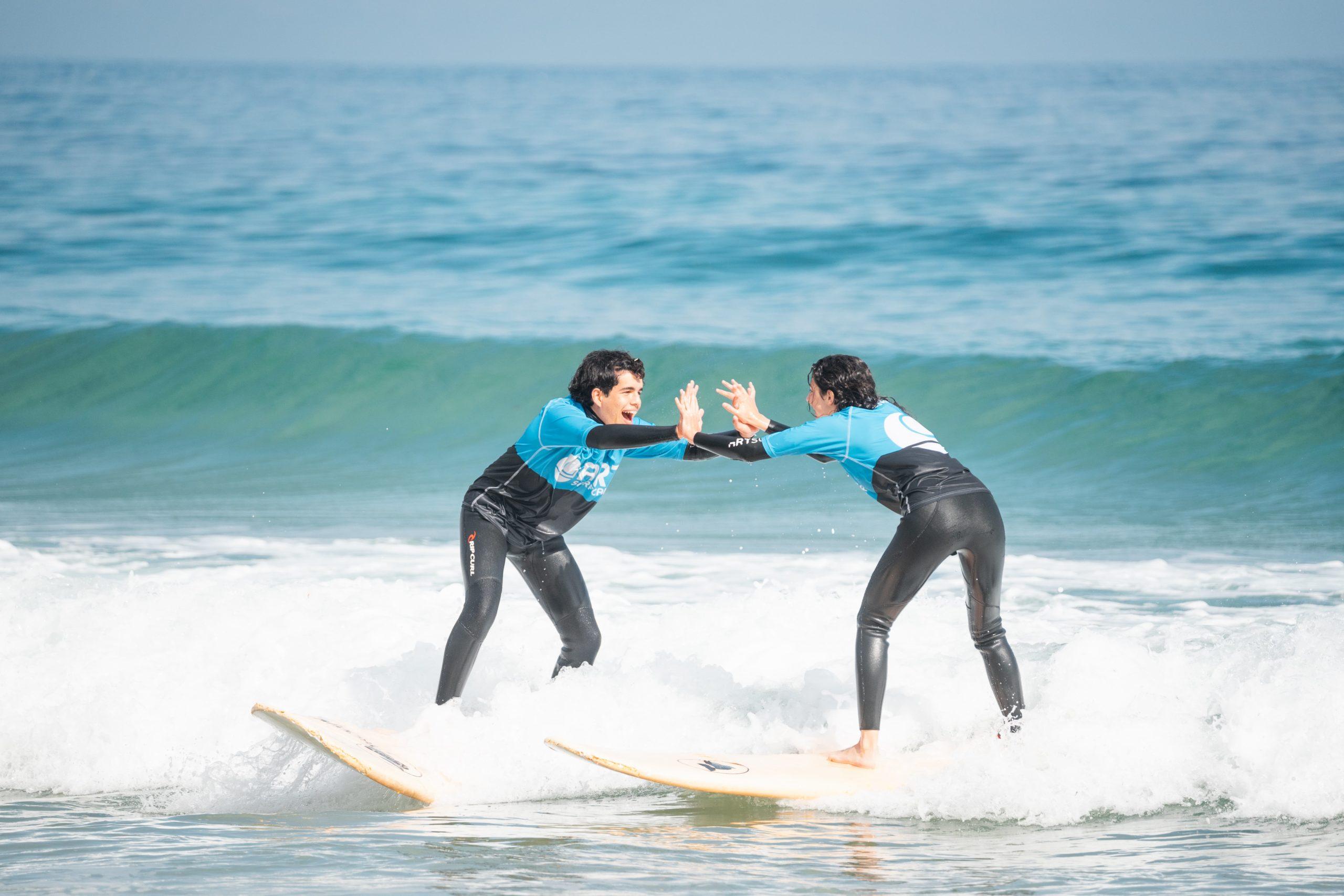 Siguientes Pasos a Tu Primer Curso De Surf